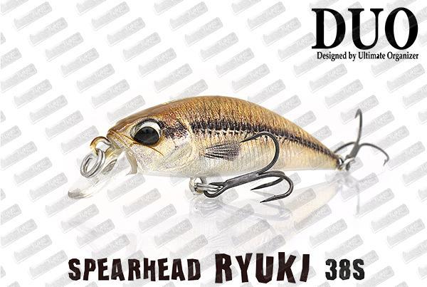 DUO Spearhead Ryuki 38S
