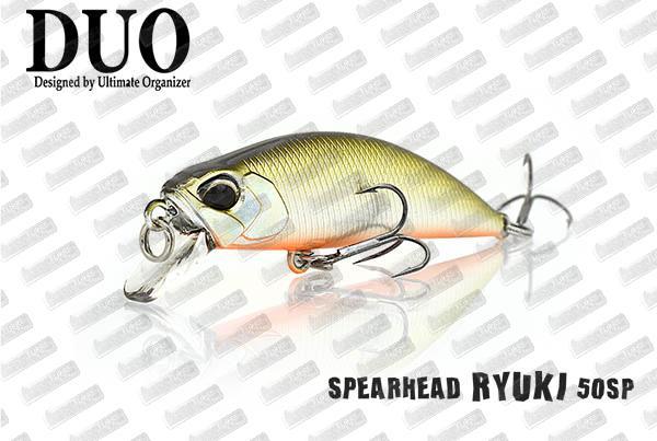 DUO Spearhead Ryuki 50 SP