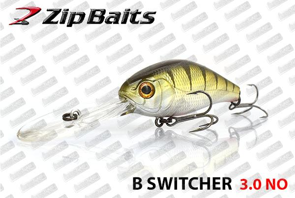 ZIP BAITS B-Switcher 3.0 Silent