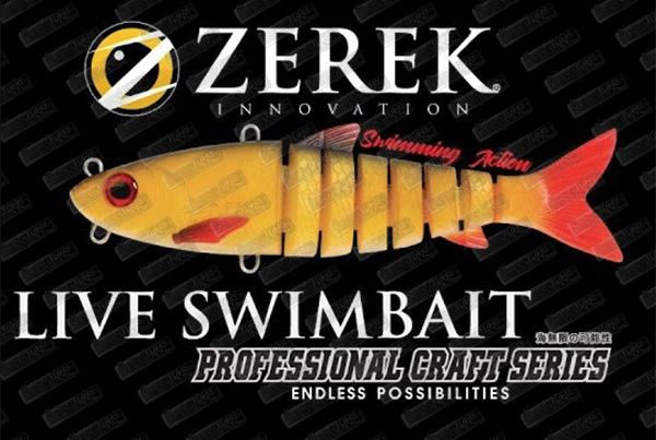 ZEREK Live Swimbait