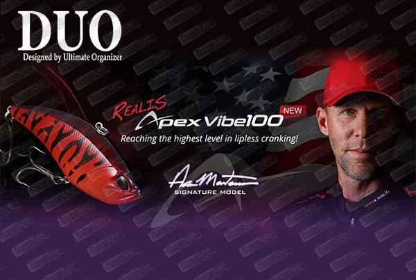 DUO Apex Vib 100