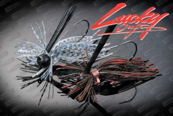 LUCKY CRAFT Skip Jig Ligth