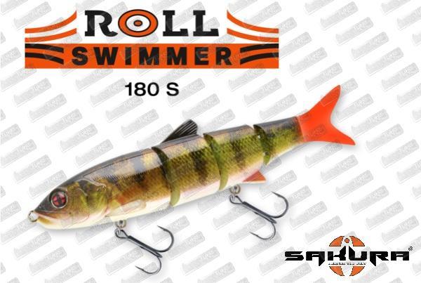 SAKURA Roll Swimmer 180S