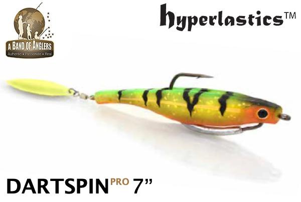 HYPERLASTICS Dartspin Pro 7''
