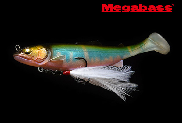 MEGABASS Mag Slowl 7''
