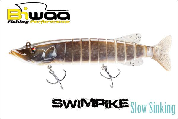 BIWAA Swimpike 240 Slow Sinking