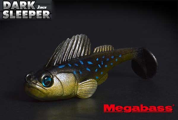 MEGABASS Dark Sleeper 3''