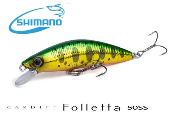 SHIMANO Cardiff Foletta 50SS