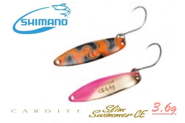 SHIMANO Cardiff Slim Swimmer CE 3,6g