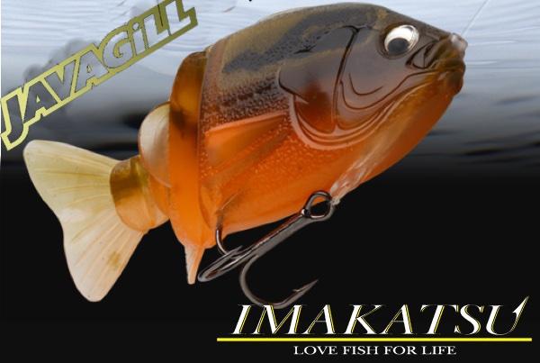 IMAKATSU Javagill 110 Inline