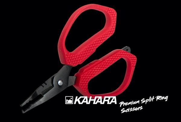 KAHARA Premium Split Ring Scissors
