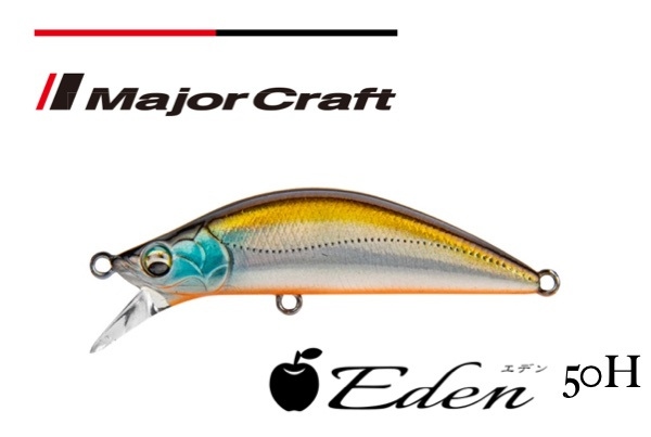 MAJOR CRAFT Eden 50H