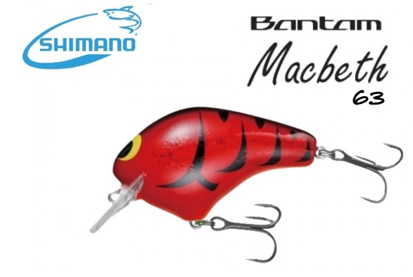 SHIMANO Bantam Macbeth 63