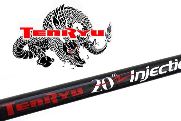 Tenryu injection 20th anniversary
