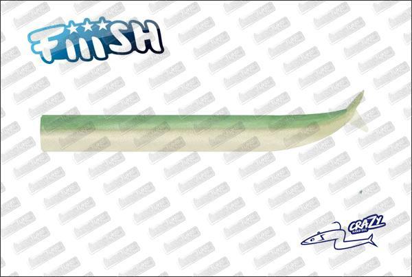 FIIISH Crazy Sand Eel 100mm n°1