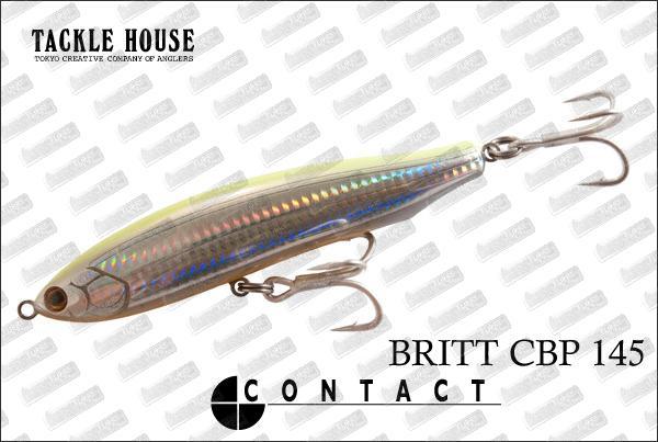 TACKLE HOUSE Britt CBP 145