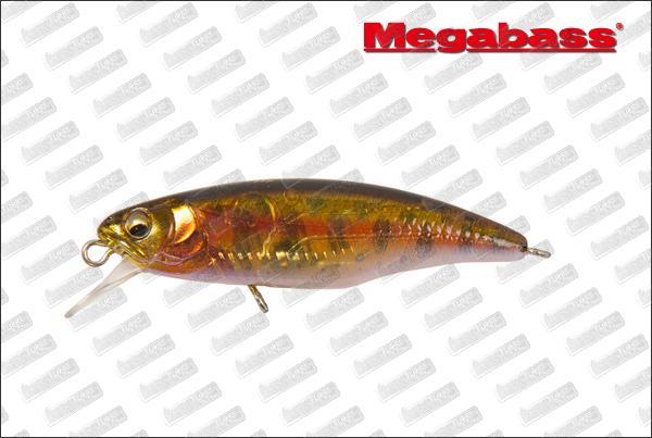 MEGABASS Great Hunting World Spec 52S