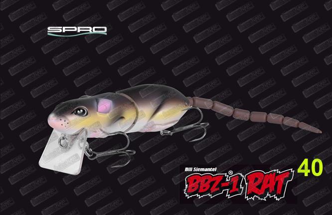 SPRO BBZ-1 Rat 40