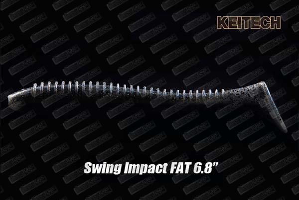 KEITECH Swing Impact Fat 7'8''