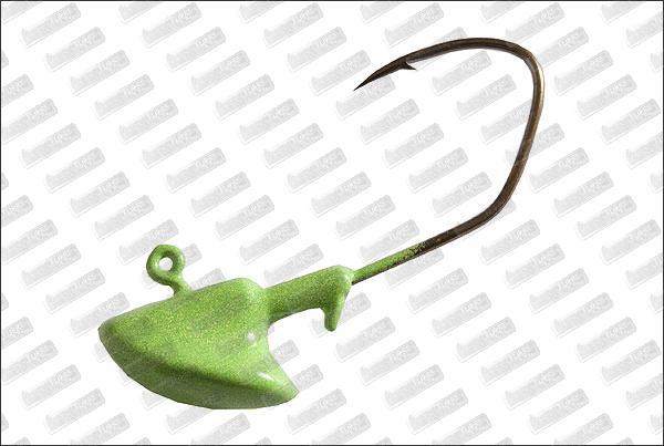 ULTIMATE FISHING Vertilight 4g #Vert Pomme