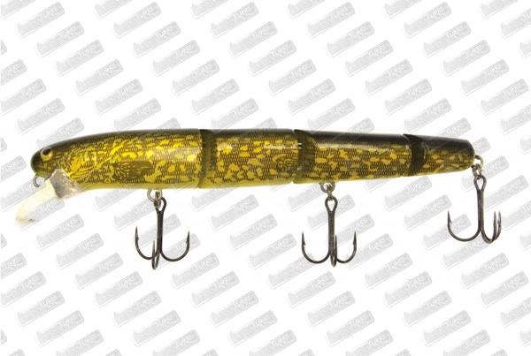 WESTIN Jätte Multi Jointed 170 #Natural Pike