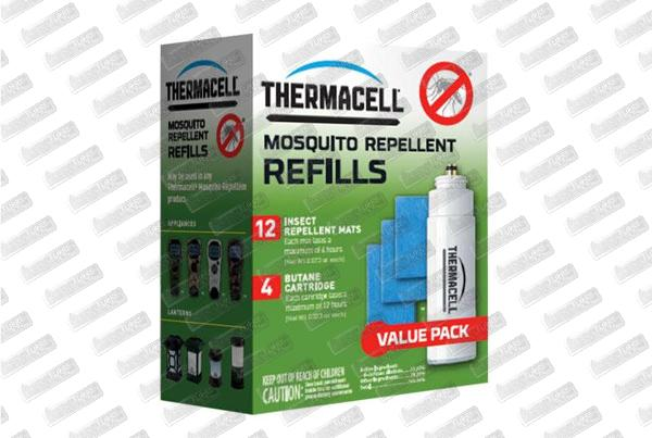 THERMACELL Recharge 48H00 anti-moustiques