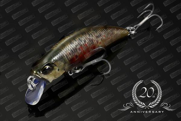 DUO Spearhead Ryuki 80S #CCC3815 Brown Trout ND