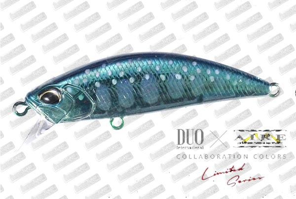 DUO Spearhead Ryuki 50S ''AIRE'' #Emerald Yamame
