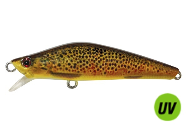 ZEREK Stream-X 65 #Brown Trout