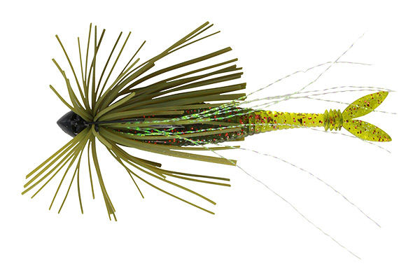 DUO Realis Small Rubber Jig 5g #J024