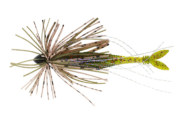 DUO Realis Small Rubber Jig 3,5g #J025