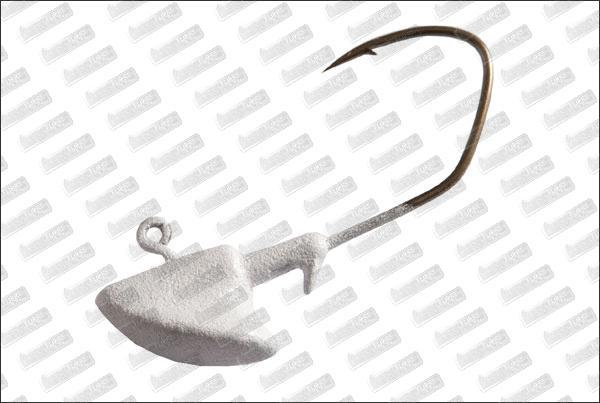 ULTIMATE FISHING Vertilight 4g #Blanc Givre